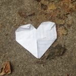 One of the many hearts I see on walks since Finn crossed the rainbow bridge